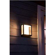 Philips Hue White and Colour Ambiance Impress 17430/30/P7 - Nástěnná lampa