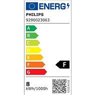 Philips LED 9-60W, E27 4000K, 3ks - LED žárovka