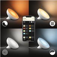 Philips Hue Bloom v2 Bílá - Stolní lampa