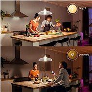 Philips Hue White 15,5W E27 - LED žárovka