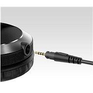 Pioneer DJ HDJ-X7-S stříbrná - Sluchátka