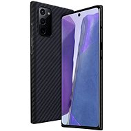 Pitaka MagEZ Black Grey Samsung Galaxy Note20 - Kryt na mobil