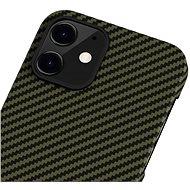 Pitaka MagEZ Black/Yellow iPhone 12 - Kryt na mobil