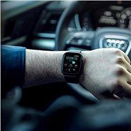 Pitaka Air Case Black/Grey Apple Watch 6/SE/5/4 44mm - Ochranný kryt