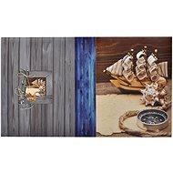 KPH Kompas 200 modré - Fotoalbum