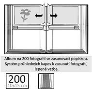 KPH Compliments zelené 200 - Fotoalbum