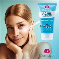 DERMACOL ACNEclear Jojoba Face Peeling 150 ml - Peeling