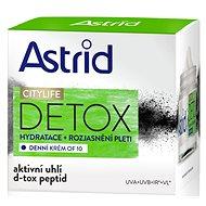 ASTRID Citylife Detox Denní krém OF10 50 ml - Pleťový krém