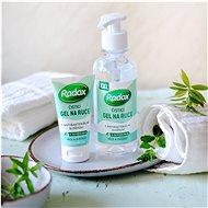 RADOX Čisticí gel na ruce 50 ml - Antibakteriální gel