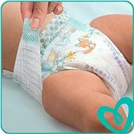 PAMPERS Active Baby vel. 4+ Maxi (152 ks) – měsíční balení - Dětské pleny