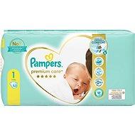 PAMPERS Premium Care vel.  1 (52 ks) - Dětské pleny