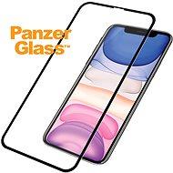 PanzerGlass Premium pro Apple iPhone Xr/11 černé - Ochranné sklo