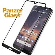PanzerGlass Edge-to-Edge pro Nokia 3.2 černé - Ochranné sklo