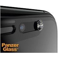 PanzerGlass Edge-to-Edge Privacy pro iPhone Xr/11 černé Swarovski CamSlider - Ochranné sklo