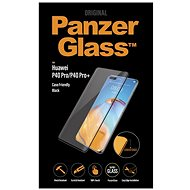 PanzerGlass Premium pro Huawei P40 Pro/P40 Pro+ černé - Ochranné sklo