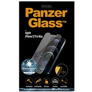 PanzerGlass Standard Antibacterial pro Apple iPhone 12 Pro Max čiré - Ochranné sklo