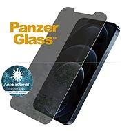 PanzerGlass Standard Privacy Antibacterial pro Apple iPhone 12 Pro Max čiré - Ochranné sklo