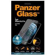 PanzerGlass Edge-to-Edge pro Apple iPhone X/Xs/11 Pro černé s Anti-bacterial - Ochranné sklo