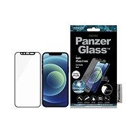 PanzerGlass Edge-to-Edge Antibacterial pro Apple iPhone 12 mini s čirým Swarovski CamSlider - Ochranné sklo