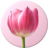 PopSockets PopGrip Gen.2, It Takes Tulip, růžový tulipán - Držák na mobilní telefon