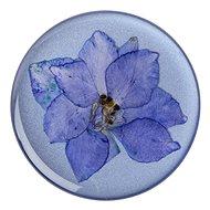 PopSockets PopGrip Gen.2 Pressed Flower Larkspur Purple - Držák