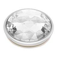 PopSockets PopGrip Gen.2 Disco Crystal Silver - Držák