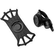 FIXED Bikee 2 odnímatelný černý - Držák na mobilní telefon
