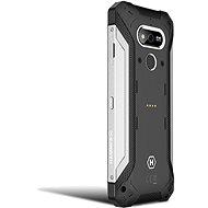 myPhone Hammer Explorer Pro stříbrná - Mobilní telefon