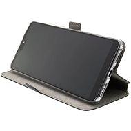 FIXED Topic pro Realme 6i/C3/5 černé - Pouzdro na mobil