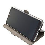 FIXED Topic pro Xiaomi Redmi 9C černé - Pouzdro na mobil
