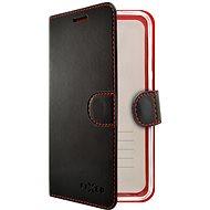 FIXED FIT pro Xiaomi Redmi 9A černé - Pouzdro na mobil