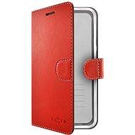 FIXED FIT pro Xiaomi Redmi 9A červené - Pouzdro na mobil