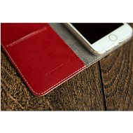 FIXED FIT pro Xiaomi Redmi 9 červené - Pouzdro na mobil