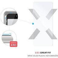 FIXED pro Huawei P40 Lite čiré - Ochranné sklo