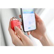 FIXED Smile s motion senzorem DUO PACK - černý + bílý - Bluetooth lokalizační čip