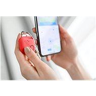FIXED Smile s motion senzorem, bílý - Bluetooth lokalizační čip