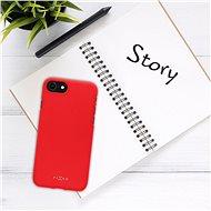 FIXED Story pro Honor 8S/Honor 8S 2020 červený - Kryt na mobil