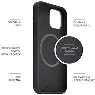FIXED MagFlow s podporou MagSafe pro Apple iPhone 12/12 Pro černý - Kryt na mobil