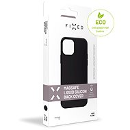 FIXED MagFlow s podporou MagSafe pro Apple iPhone 12 mini černý - Kryt na mobil