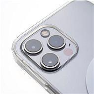 FIXED MagPure s podporou Magsafe pro Apple iPhone 12 Pro Max čirý - Kryt na mobil
