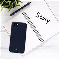 FIXED Story pro Samsung Galaxy A32 modrý - Kryt na mobil