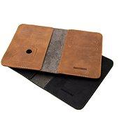 FIXED Smile Wallet XL se smart trackerem FIXED Smile Motion černá - Peněženka