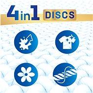 PERSIL Discs Color Box 4v1 38 ks - Kapsle na praní