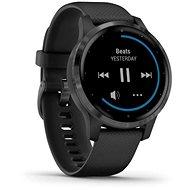 Garmin Vívoactive 4S Grey Black - Chytré hodinky