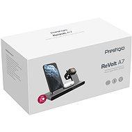 Prestigio ReVolt A7 Black - Bezdrátová nabíječka