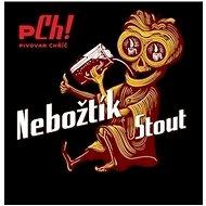 Chříč Nebožtík Stout 13° 0,75l - Pivo