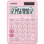 CASIO MS 20 UC růžová - Kalkulačka