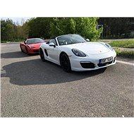 Jízda v Porsche Boxster na okruhu (polygonu) v Hradci Králové - Voucher: