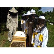 Včelařem na zkoušku na včelí farmě pro dva - Voucher: