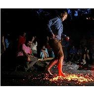 FIREWALKING - chůze po žhavém uhlí 700°C pro KORPORÁTY - Voucher: